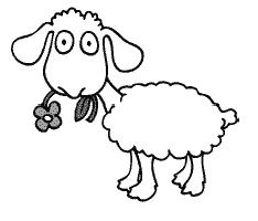 Sheep Cartoon 2